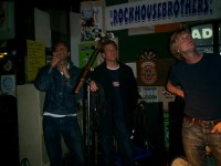 Rockhouse Brothers in Stade