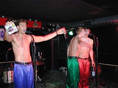 Rockhouse Brothers im MTC, Köln