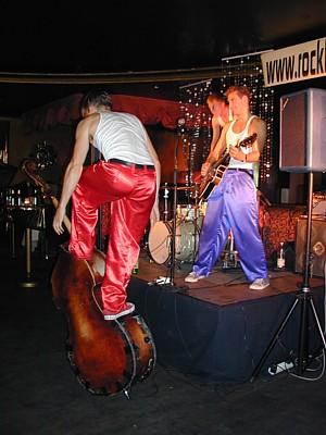 Rockhouse Brothers im Café Keese
